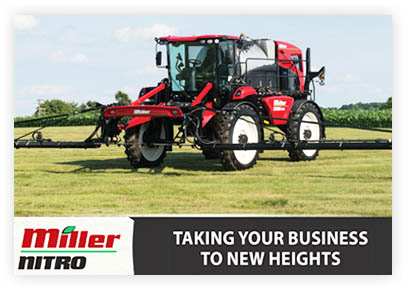 Miller Nitro 7310 Sprayer